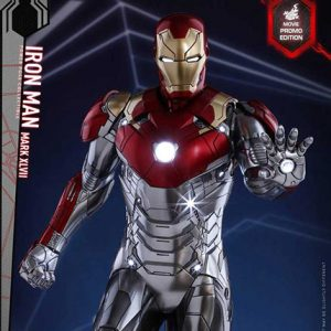Hot Toys Armadura de Iron Man en Spider-man: Homecoming